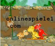 Donald the dino gratis spiele