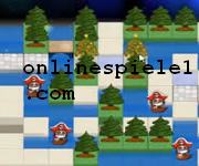 Flooded village xmas eve Denk online spiele