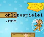 Jerry want cheese Denk online spiele
