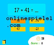 Math learning spiele online